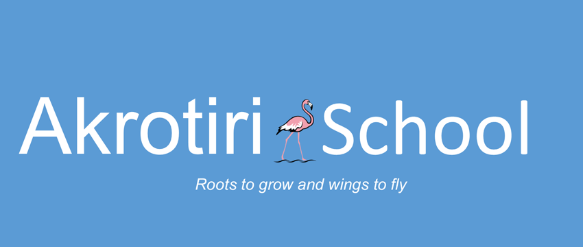 Akrotiri School, Roots to grow and wings to fly