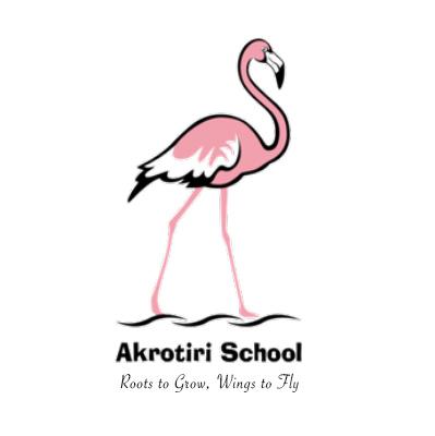 Akrotiri School Logo